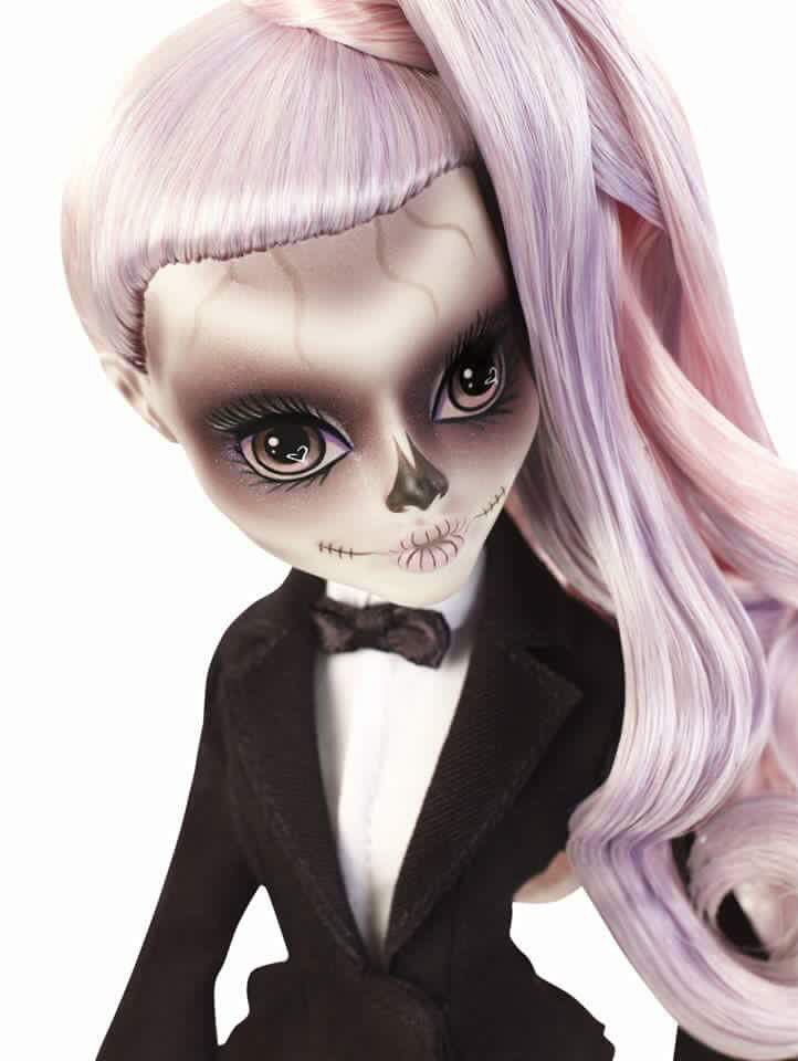 Born this Way : Une Monster High par Lady GaGa GGV05